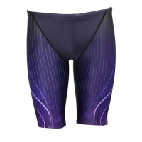 POQSWIM Men's Team Check Jammer Swimsuit PJ6006