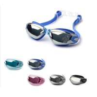 POQSWIM Cpated FPRED Predator Swim Goggles