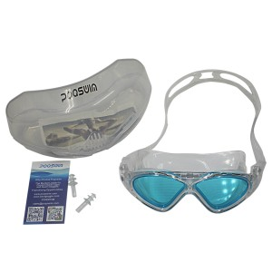 Poqswim Aqua Swim Goggles Sphere Speed Kayenne Swimming Goggle