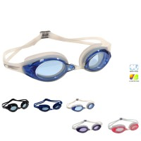 POQSWIM Swim Goggles Antifog Metallic Goggle PS900