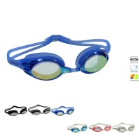 POQSWIM Optics Tinted Competition Goggles PSC900