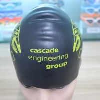 Seamless Silicone Swim Cap Design Your Swim Cap