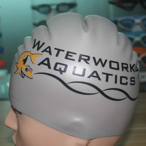 Manufactured Swim Gears Custom Swim Cap No Minimum Order