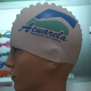 Triathlon Swimming Outdoor Swim Cap Open Water Swimming