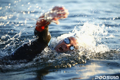 How to Sight Correctly In Open Water Swimming