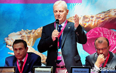 Mexico to give up the right to host 2017 World Swimming Championships